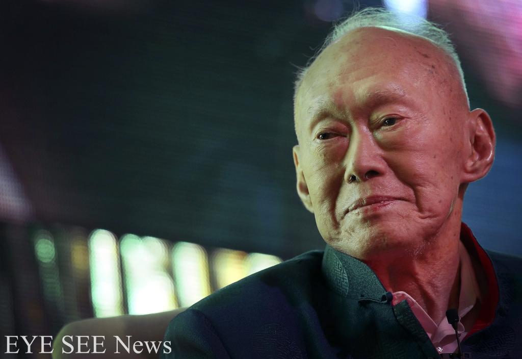 新加坡前總理李光耀