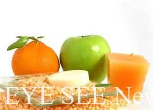 混合多種食物吃,營養均衡有蔬果