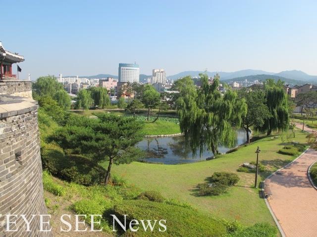 世界文化遺產 水原華城