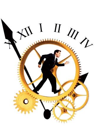 跟時間賽跑的上班族 也要把握時間運動喔!(圖-網路)