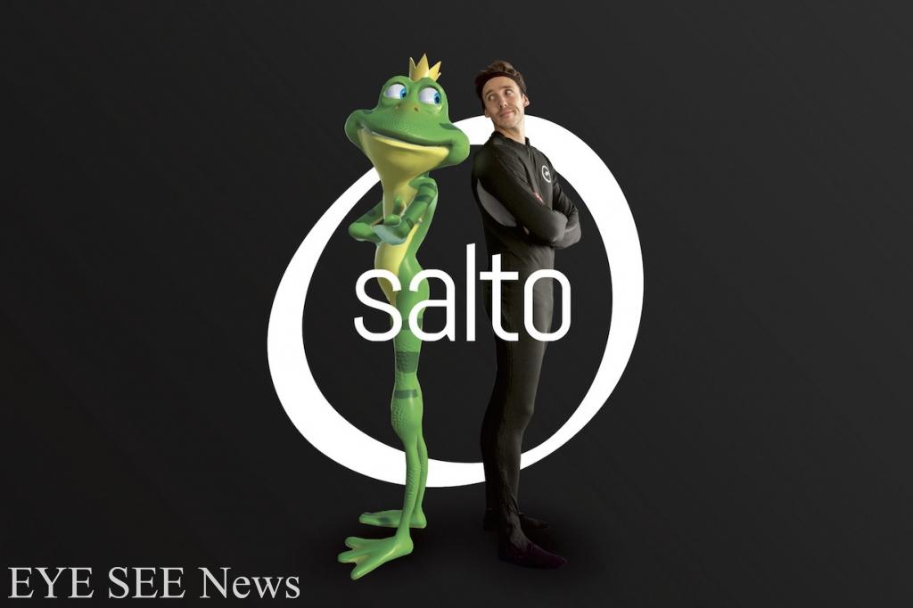 Salto動作捕捉衣  圖/Salto3D