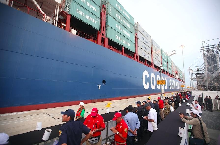 巴拿马运河拓宽:造价如谜的历史工程