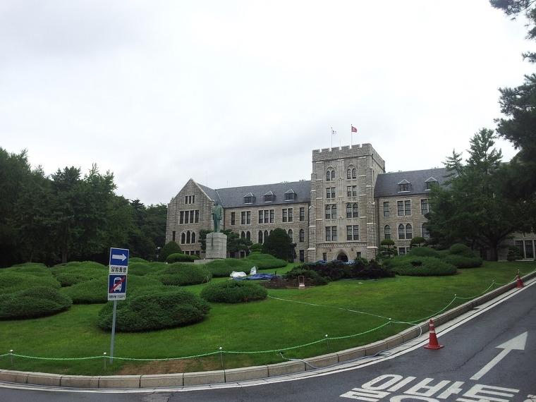 統計來看,外國留學生心中最喜愛的學校是韓國高麗大學。圖/網路