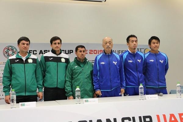 兩隊都準備明天為球迷們帶來一場精采的比賽  圖/中華足協提供