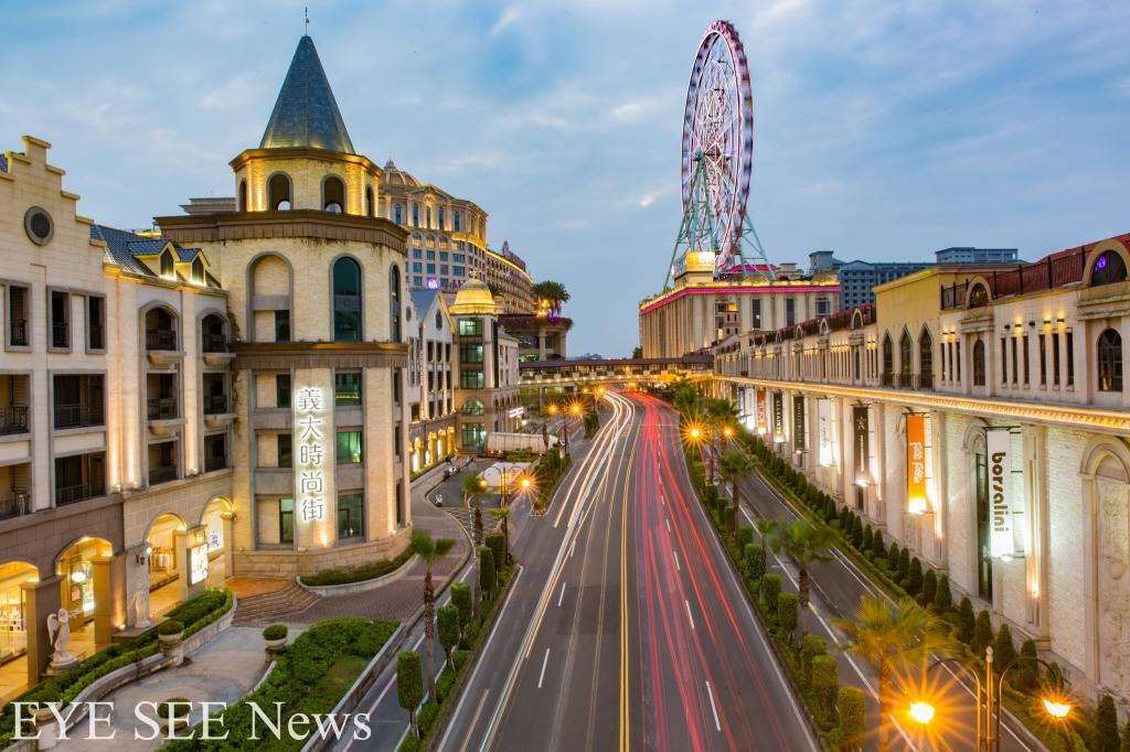景點名稱:高雄義大購物廣場