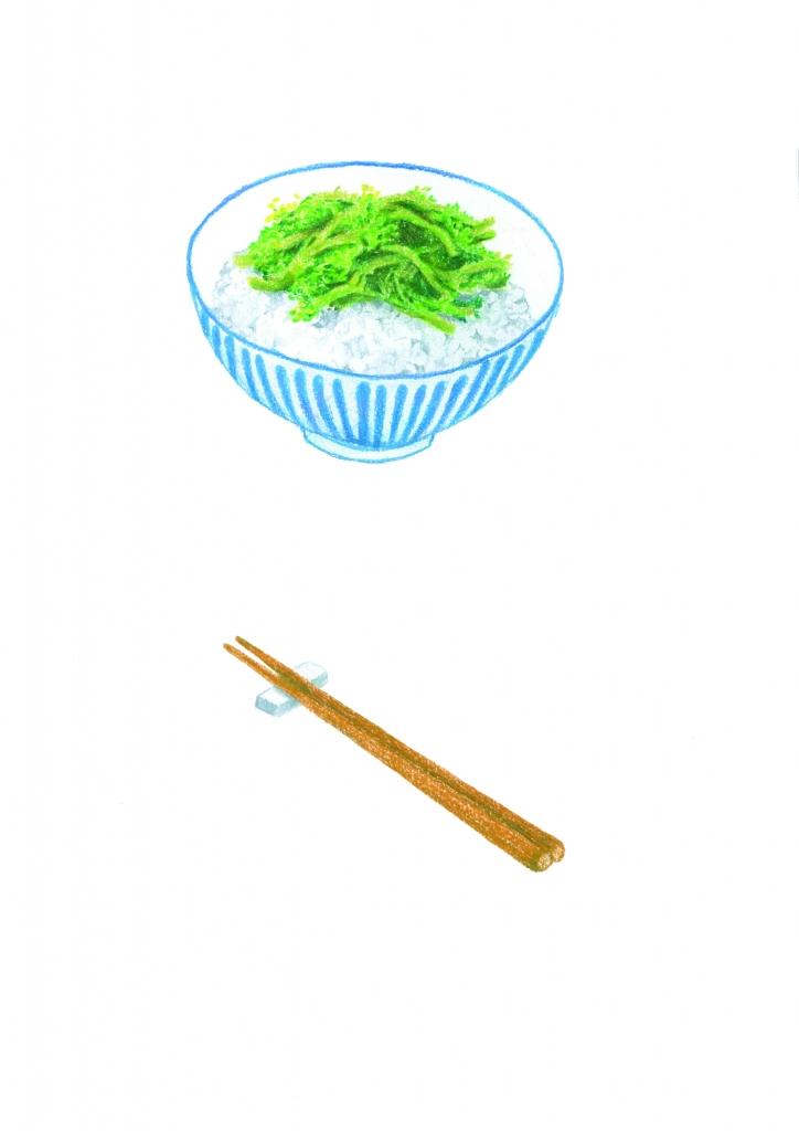 生命與味覺:油花菜飯 / 積木文化授權