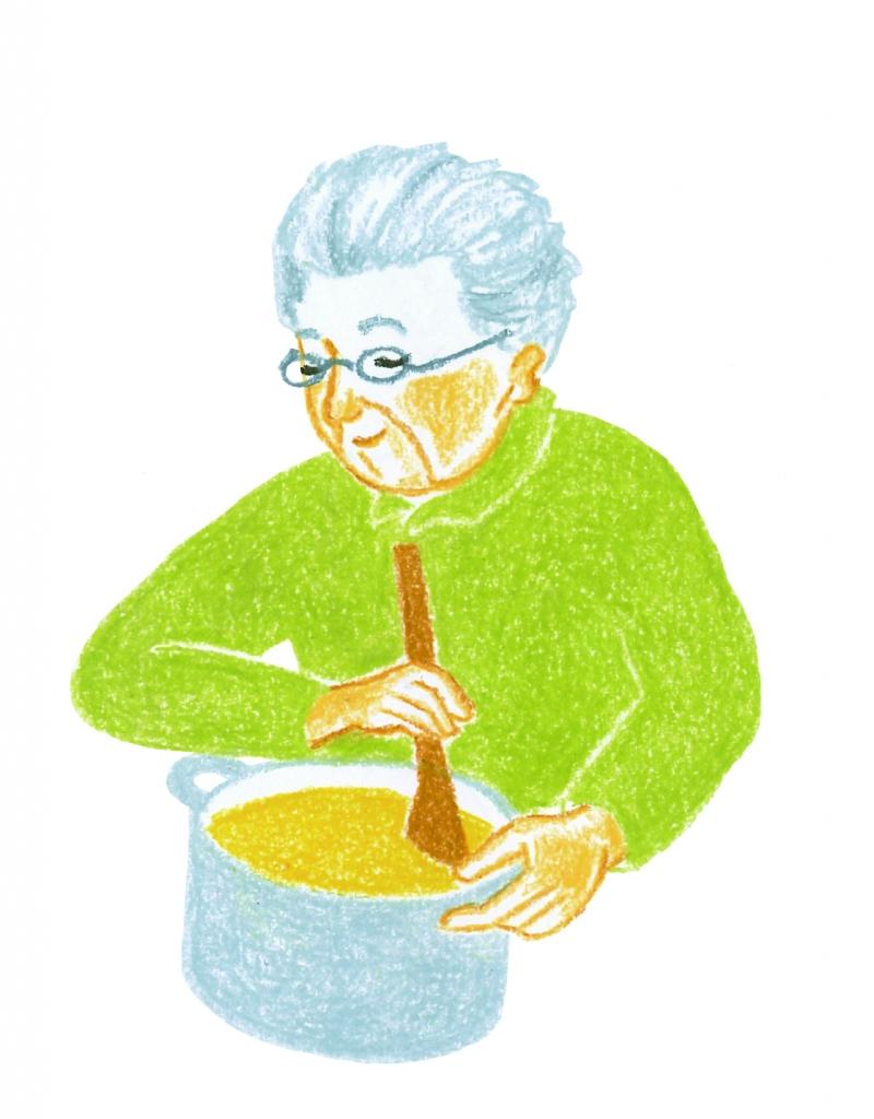 《生命與味覺》辰巳芳子老奶奶 /積木文化授權