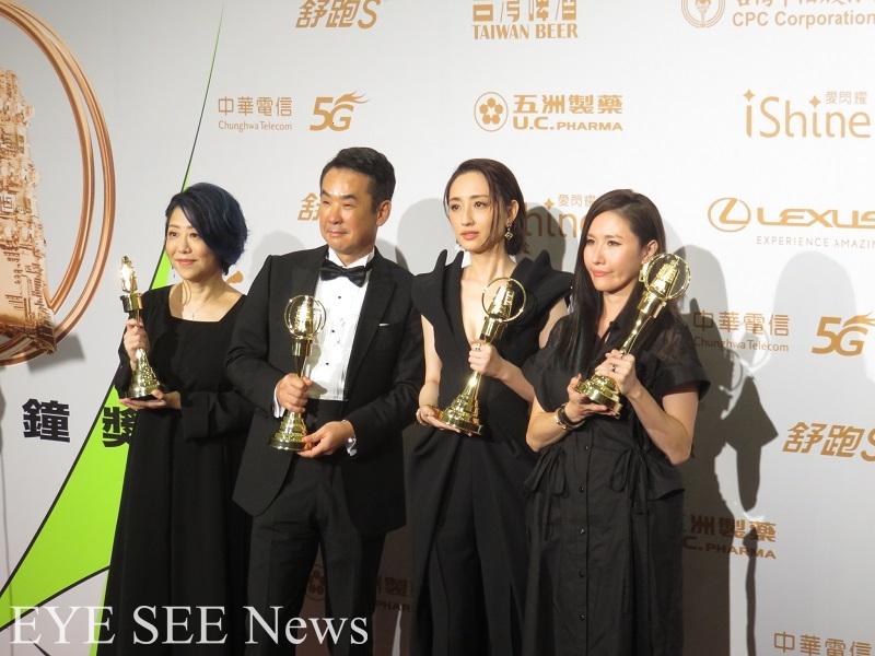 《想見你》奪得四項大獎,成金鐘55戲劇節目最大贏家。 圖/陳怡岑